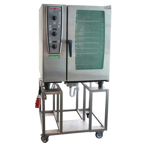 Combination Oven 10 Rack for hire