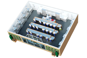 Modular Technology Kitchen RO