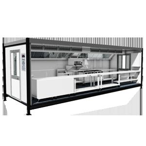 Magnum kitchen ro