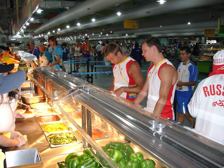 Beijing Athletes Village Kitchen and Dining
