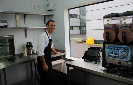 Food Cube at Bexley Academy