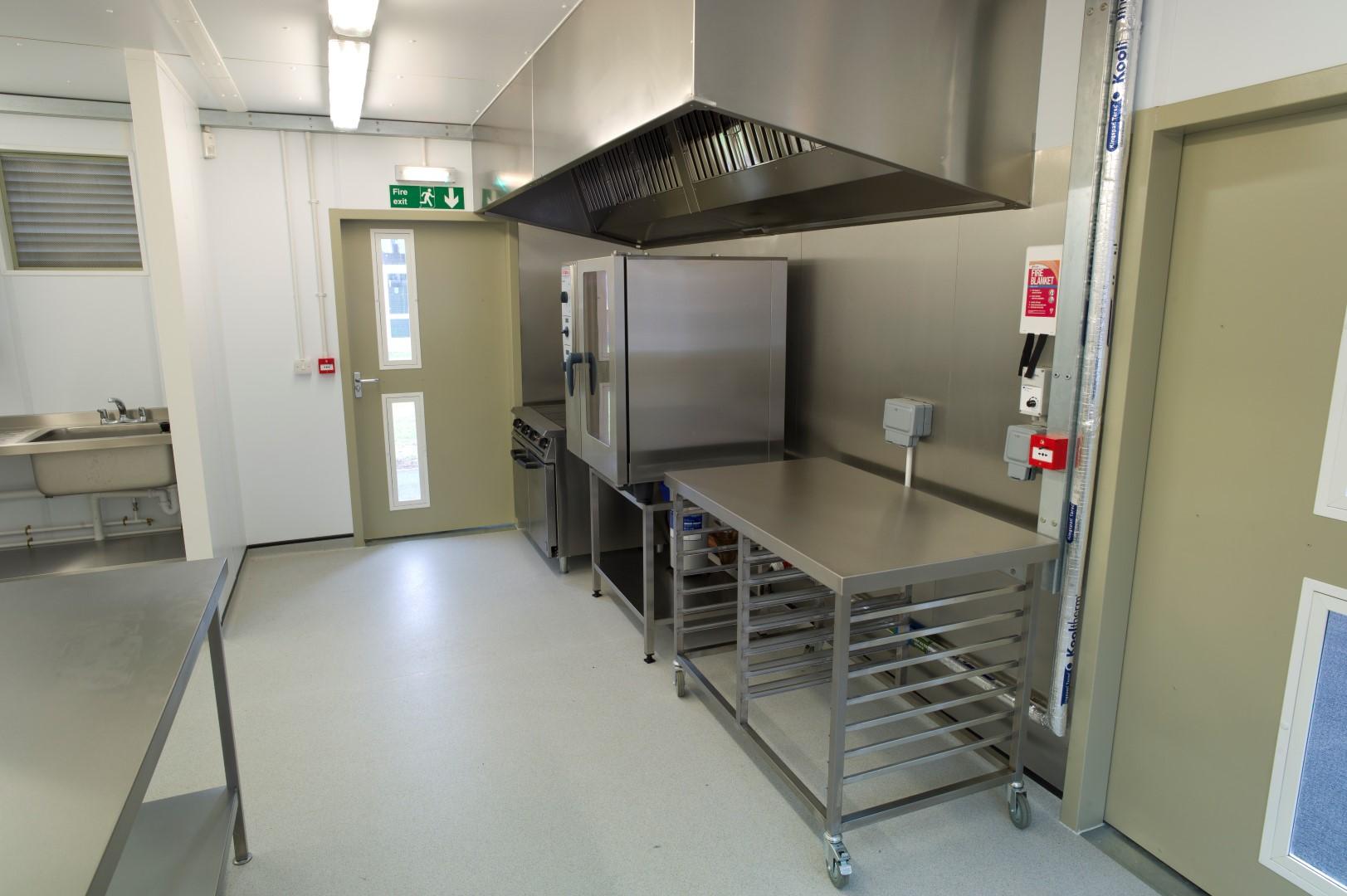 KitchenPod at Whitemoor School
