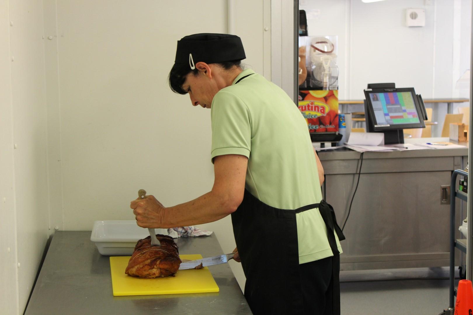 Hans Price Temporary Kitchen Internal 2 Pkl Group Ltd