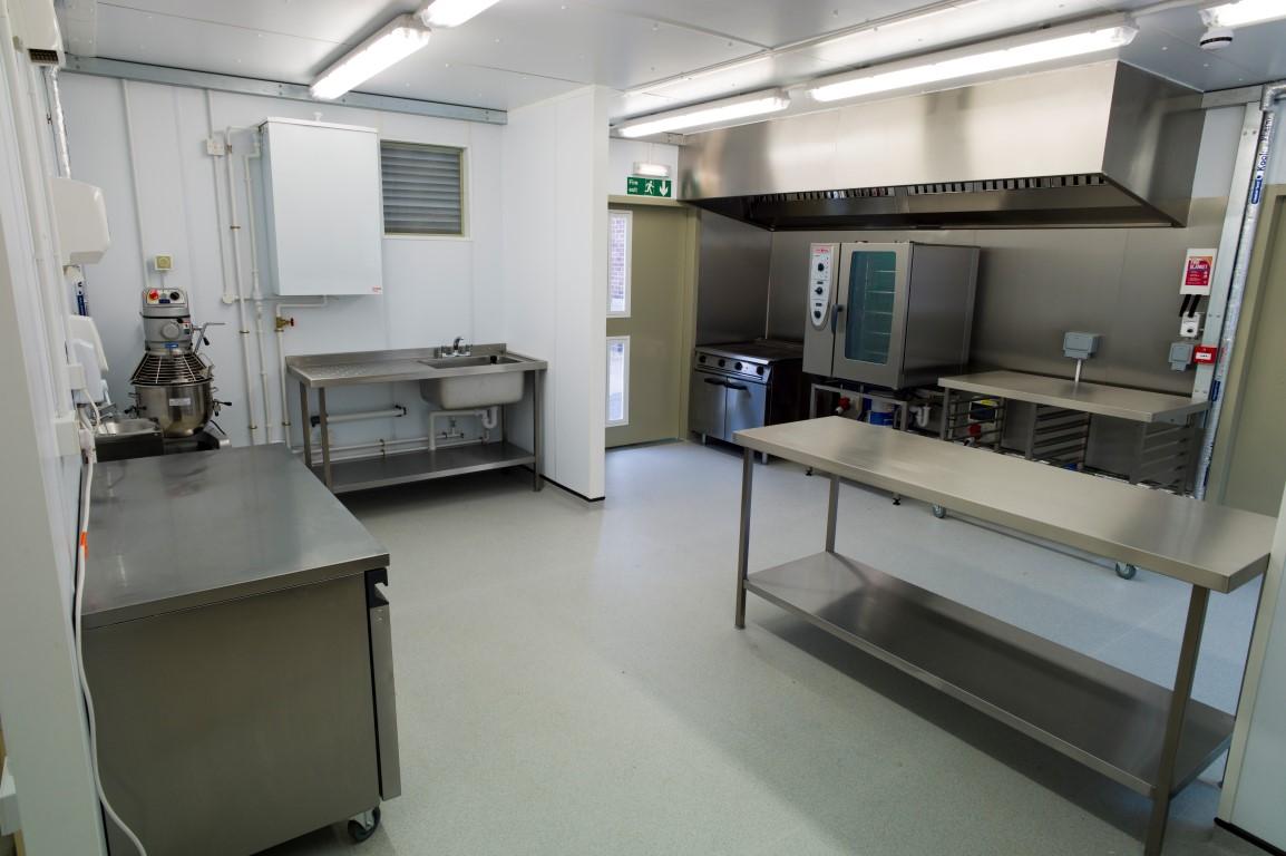 KitchenPod internal view