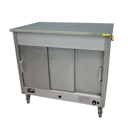 Hot Cupboard 1100mm for hire.