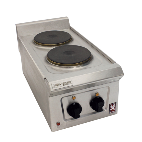 2 Ring Boiling Top