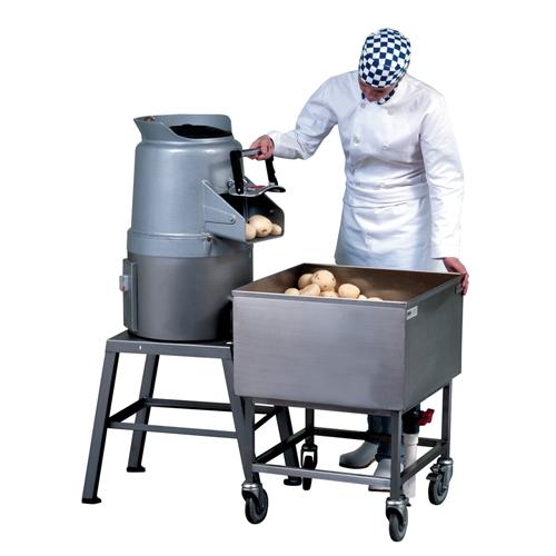Potato Peeler for hire.