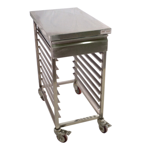 Gastronorm Table Trolley 450mm for hire.