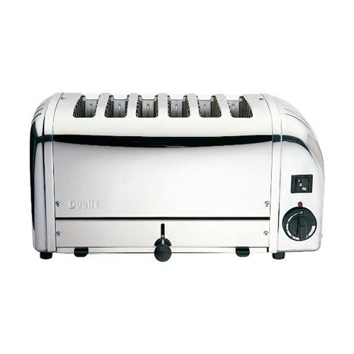 Six Slot Toaster For Hire