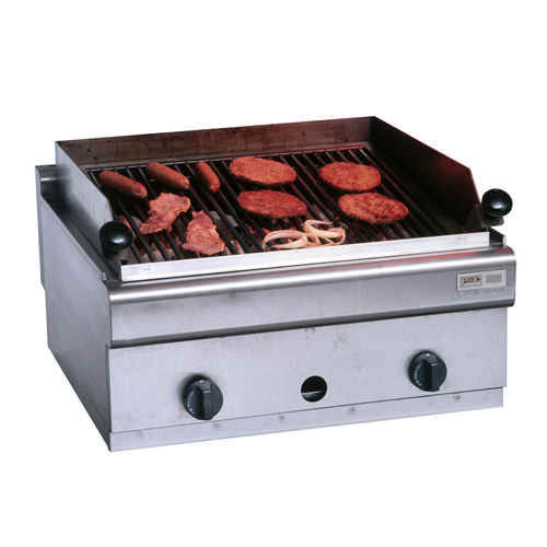 Chargrill counter top for hire.