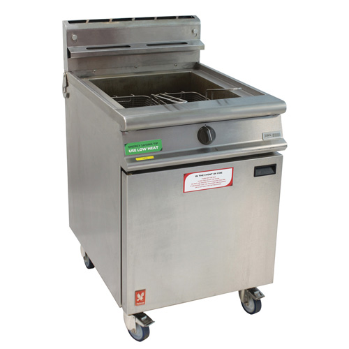 Double Basket Fryer for hire.