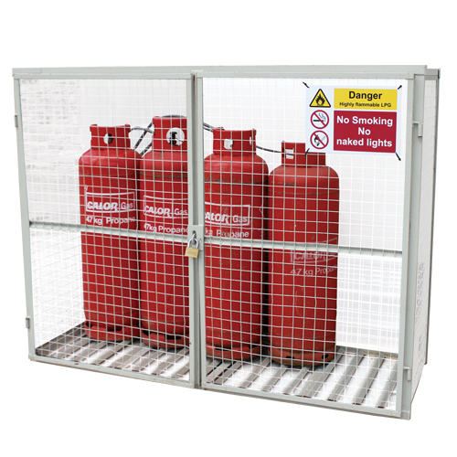 Gas Cages for hire.