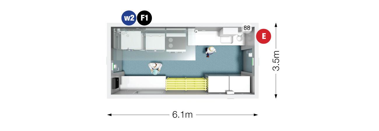 KitchenPod PP2 Plan