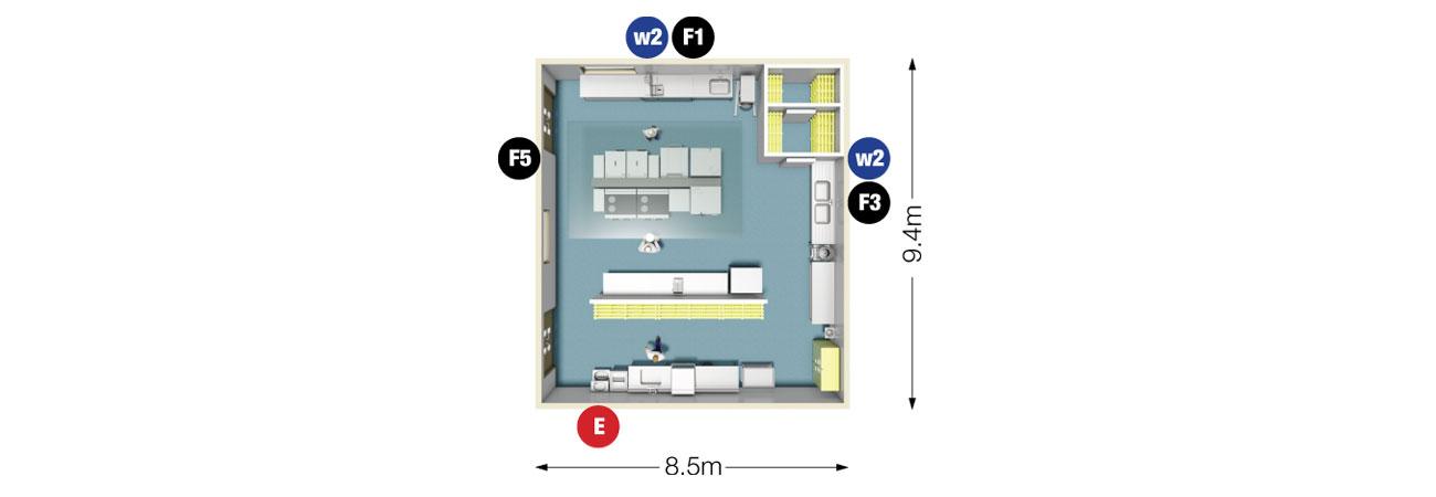 KitchenPod PP4 Plan