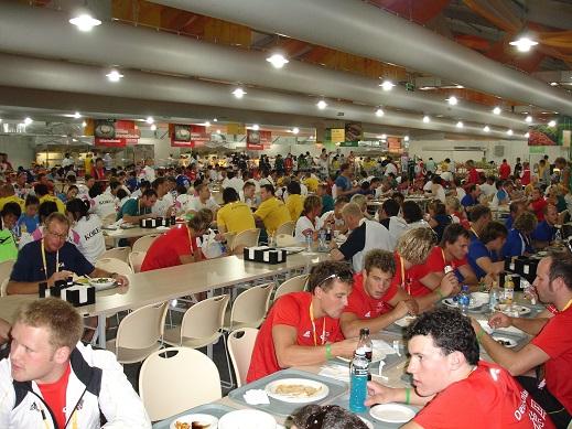 Athletes Village Kitchen and Dining