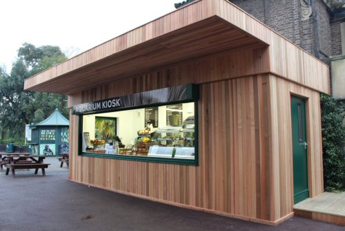 Wooden Clad Exterior