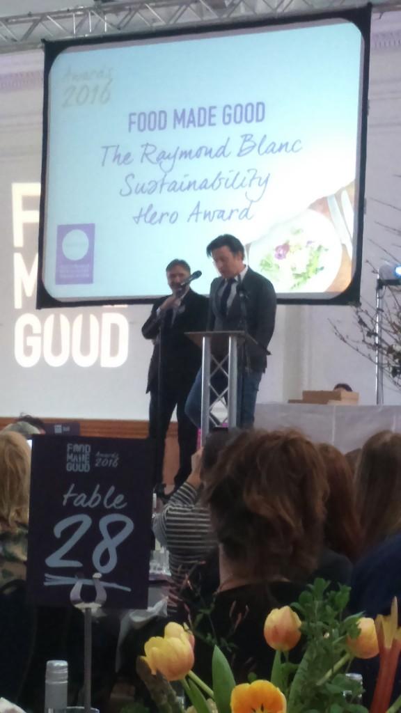 Food Made Good Awards 2016