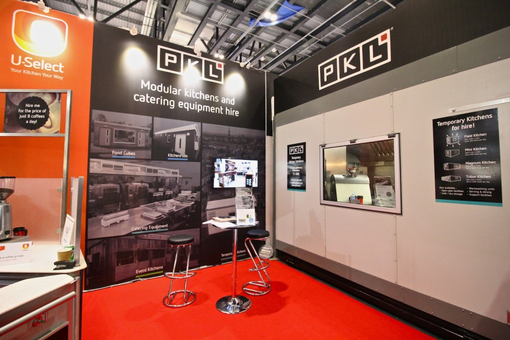 PKL stand at Hotelympia