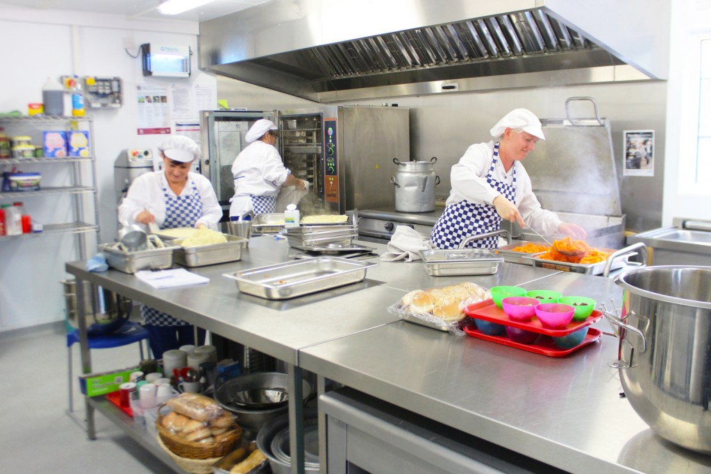 KitchenFM for Schools