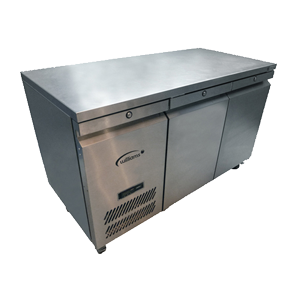 Commercial fridges and freezers for hire