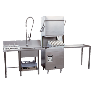 Commercial warewashing dishwashing equipment for hire