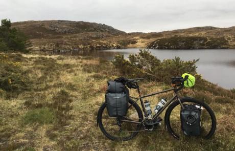 Kieran's John O'Groats to Lands End Cycle