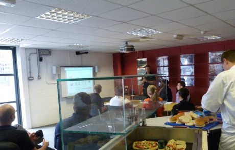 Merrychef Training at PKL