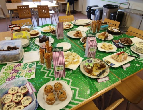 The Great PKL Bake Off for Macmillan 2016