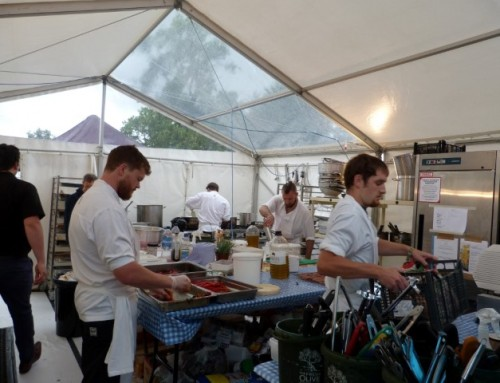 13 Event Kitchens Supplied at Wilderness Festival