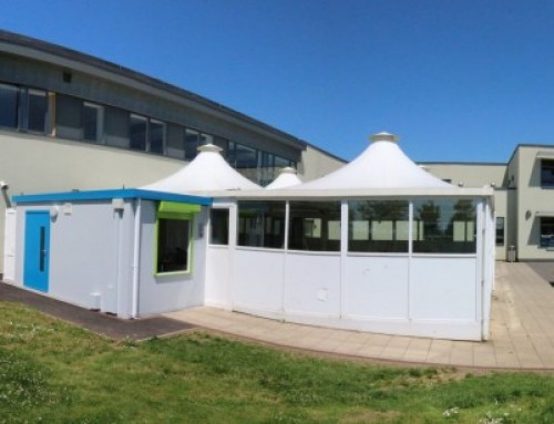 Large Food Cube Supplied to Writhlington School
