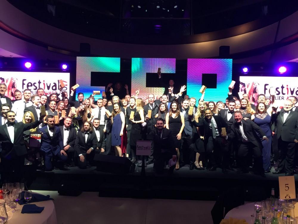PKL at the Festival Supplier Awards