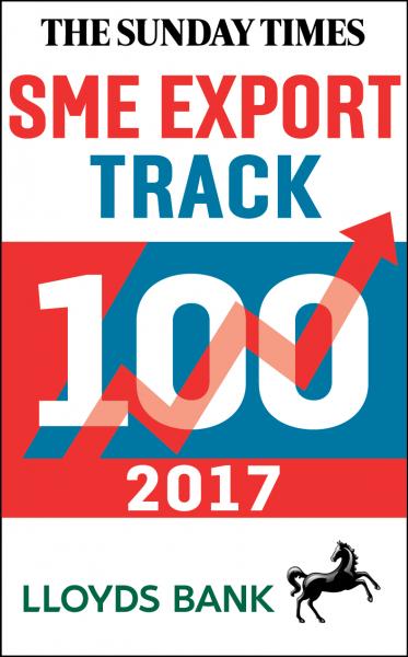 2017 SME Export Track 100 logo