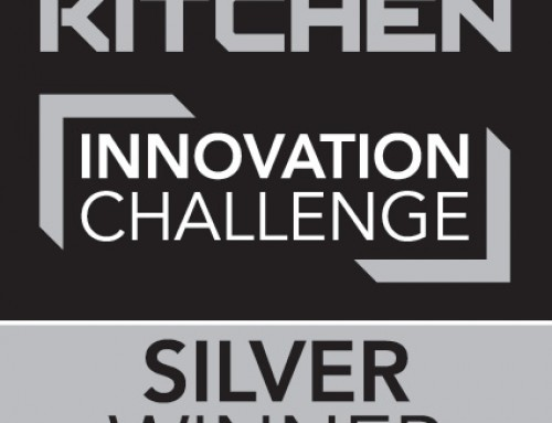 Garbage Guzzler Scoops Silver Award at Commercial Kitchen