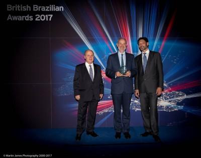 PKL at British Brazilian Awards 2017