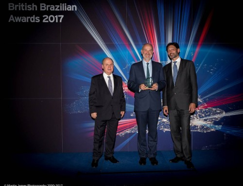 PKL Receives Recognition at British Brazilian Awards
