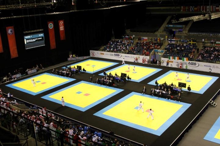 Temporary Kitchens at ITF Taekwondo Championships