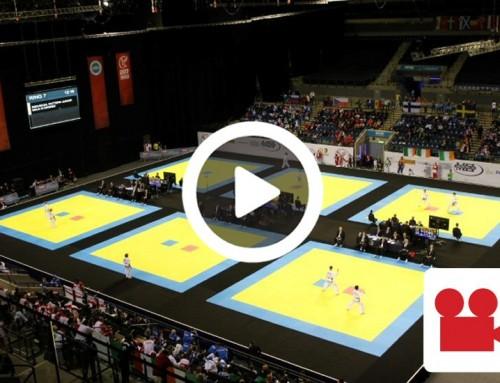 EITF Taekwondo Championships at Liverpool Echo Arena