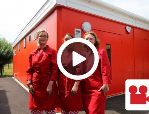 The Big Red Kitchen at Coningsby St. Michael's School