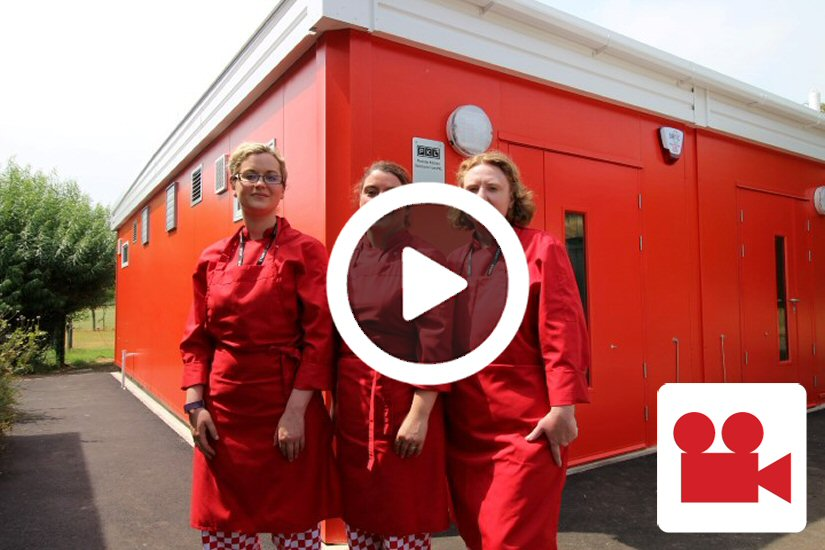 Coningsby Big Red Kitchen Case Study