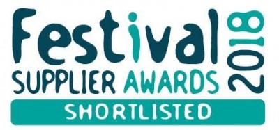 Festival Supplier Awards Shortlisted