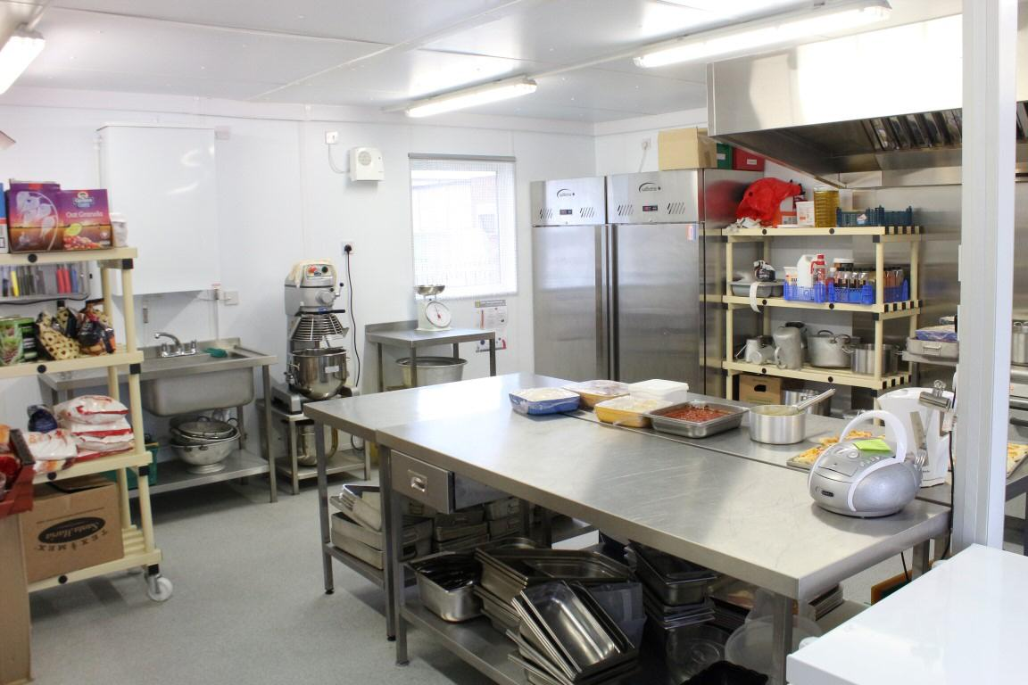 Ex Rental KitchenPod Modular Kitchen For Sale | PKL Group