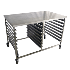 Preparation catering equipment for hire