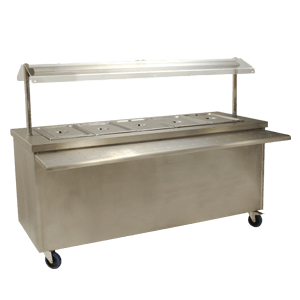 Servery and Dining Equipment for hire