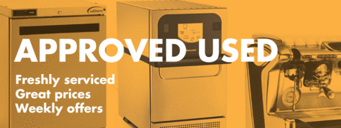 U-Select Approved Used Catering Equipment for Sale