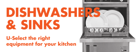 U-Select Dishwashers and Sinks for Sale