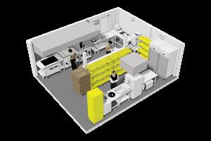 KitchenPod PP3 Internal