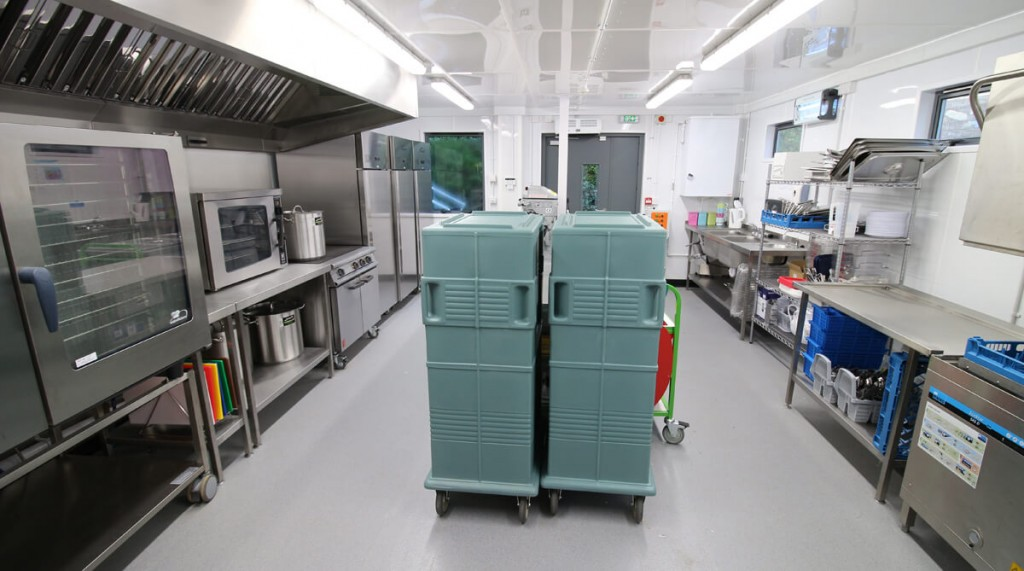 PKL School KitchenPod Solutions