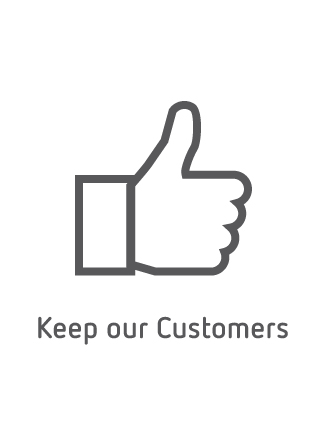 PKL Core Values Keep our Customers