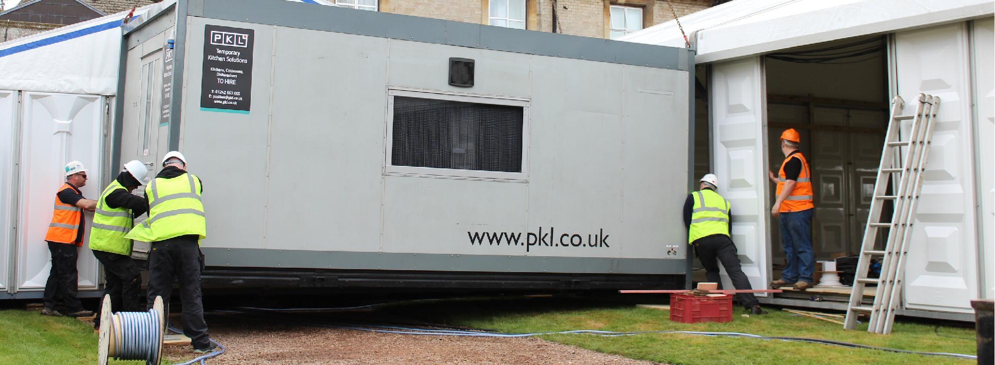 PKL Event Kitchens Overview