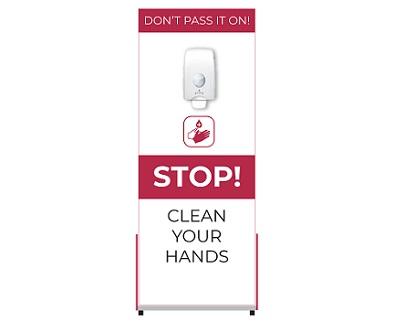 Small Hand Sanitiser